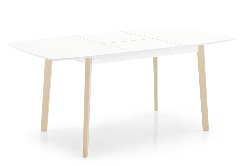 Cream Extension Table - R
