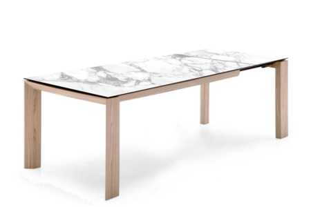 Dining Tables Furniture Omnia Ceramic Extension Table