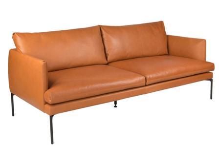 Merveilleux Mavis Tan Leather Sofa A Mavis Sofa Range Italian Amura Mavis Sofa Range  Italian Amura