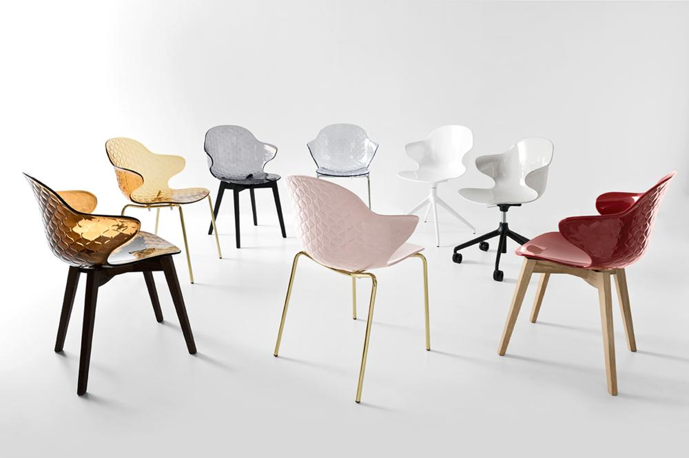 Dining chairs furniture st tropez chair buy dining for Calligaris saint tropez