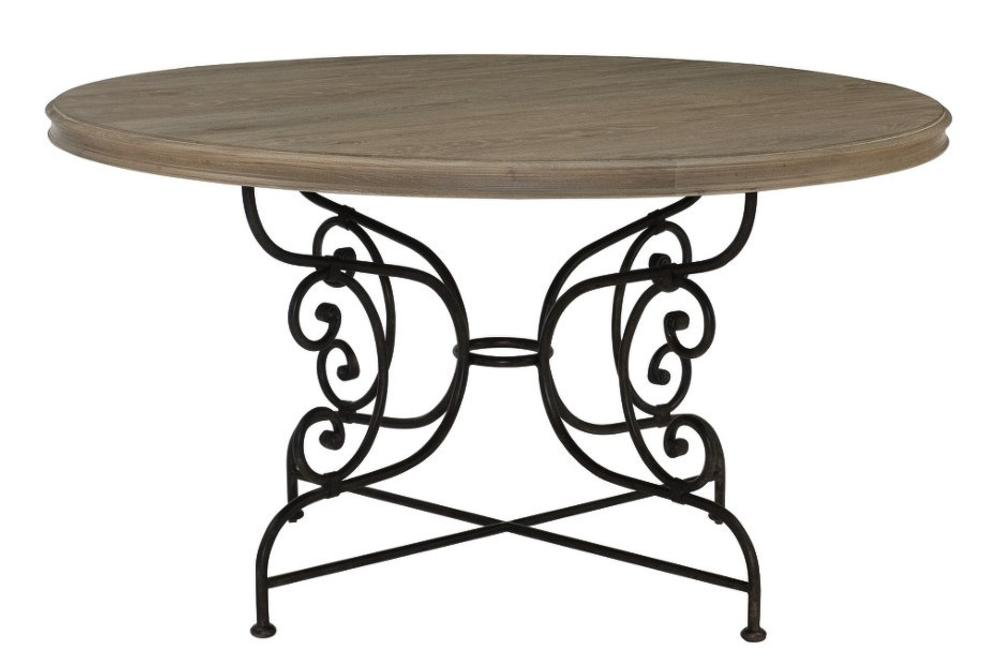 Auberge Round Dining Table