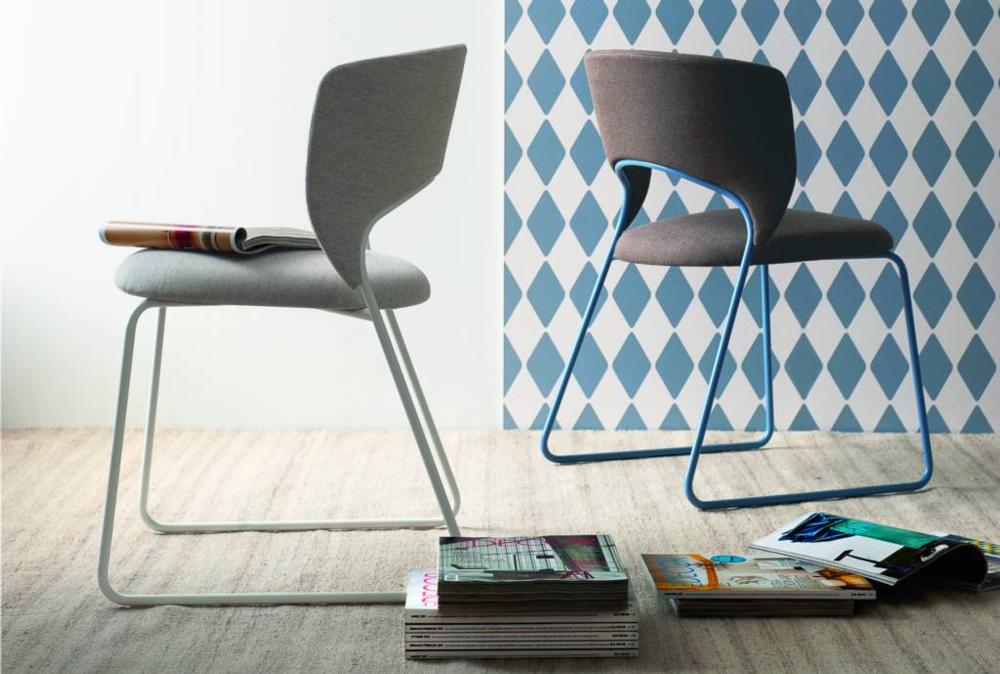 Calligaris duffy dining chair setting  Calligaris product shots   Match, Duffy