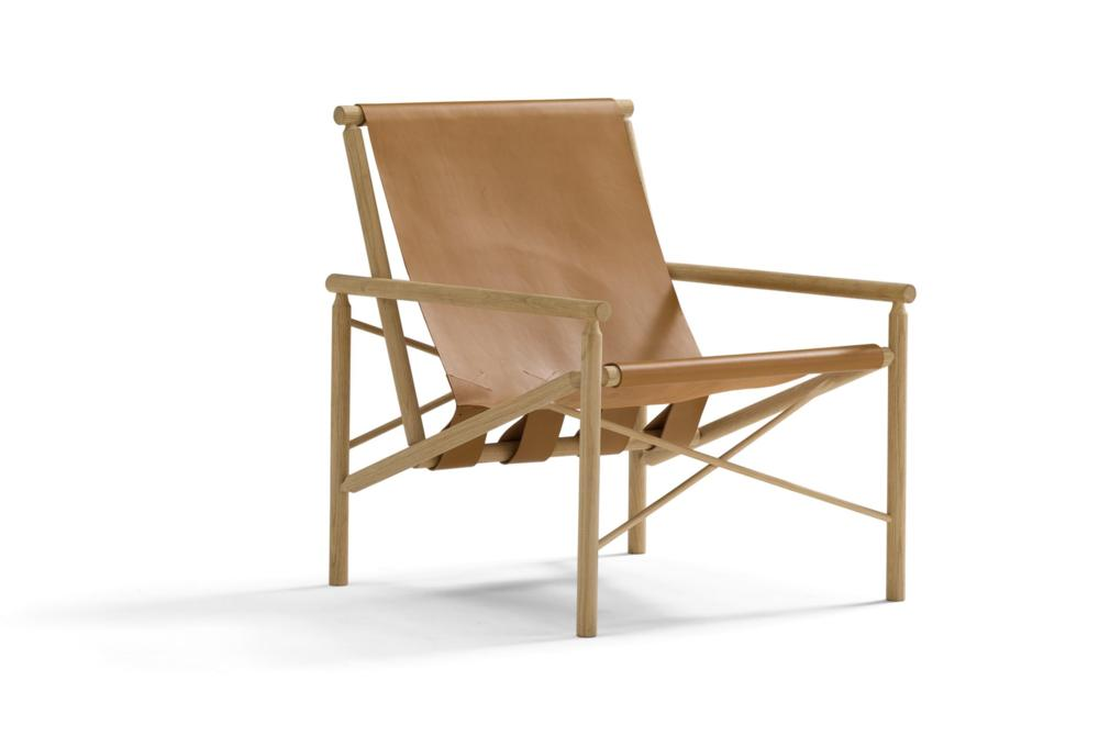 Ease Sling Chair - Natural / Tan