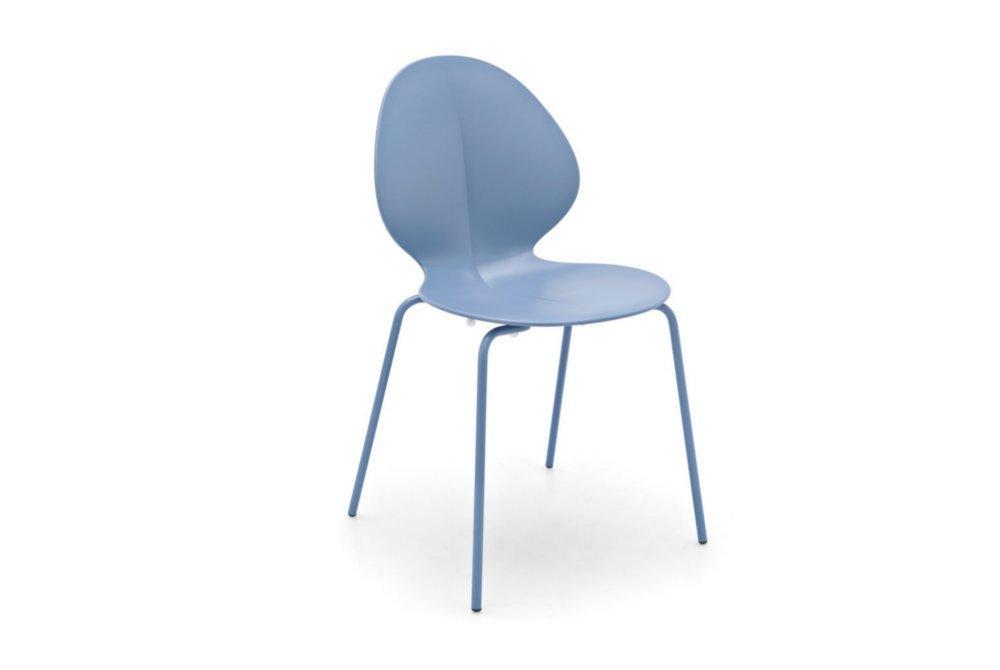Basil Metal Dining Chair