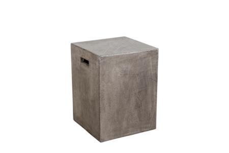 Raphael Square Side Table/Stool