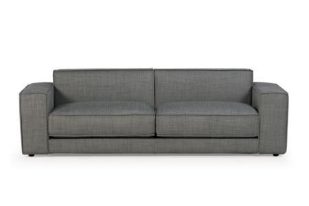 Bloc LGE 3Str in Grey Tweed