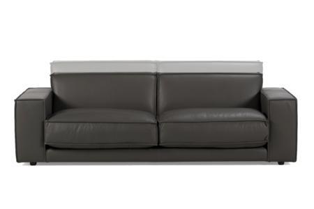 Bloc Large 3 Seater Sofa Comfort adjustable backrest