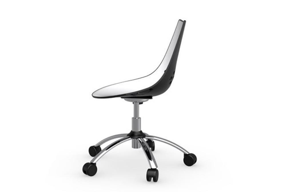 jam office glossyblack  Jam Office Chairs
