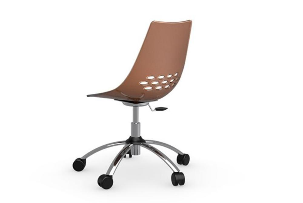jam office ornage  Jam Office Chairs