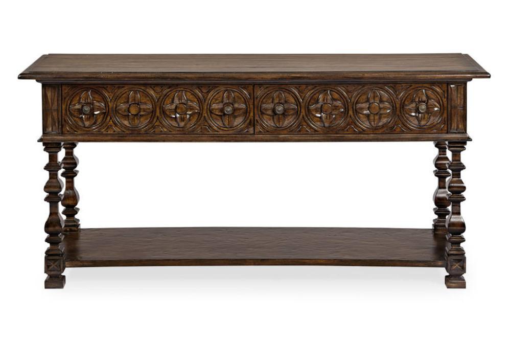 Vestige Carved Sideboard