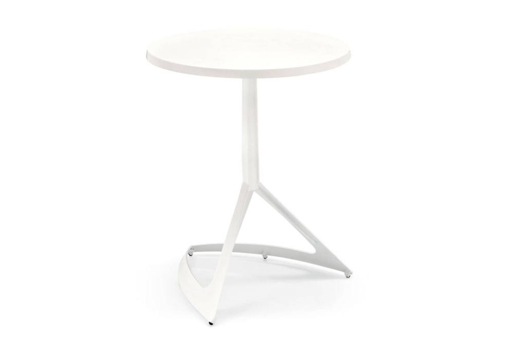 evolve white  Calligaris Evolve  Evolve, outdoor, folding table, calligaris