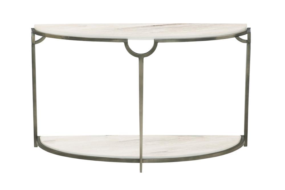 Morello Demilune Console Table