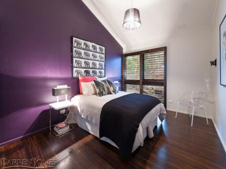 Bedroom. Styled by: Voyager Property Styling