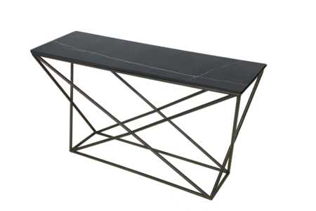 Chanel Console Table - Black Marble - Black Metal Base.jpg  Chanel Console - Black Nero Marquina Marble - Matte Black Steel Frame New Stone amazing stone  Chanel Console Table - Black Marble - Black Metal Base.jpg Chanel Console - Black Nero Marquina Marble - Matte Black Steel Frame New Stone amazing stone Melbourne design