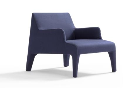 Frida Armchair Dark Blue  Contempo Amura October 2016  ease, frida, cross,