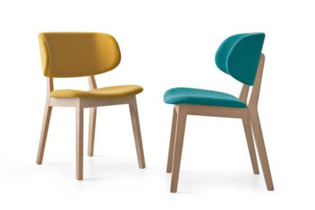 claire dining chairs colours  Calligaris Claire dining chair