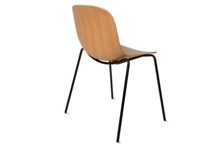 3D Dining Chair Angle  Citta  Design Berlin Furniture