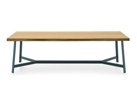 Status Dining Table front  calligaris milan 2015