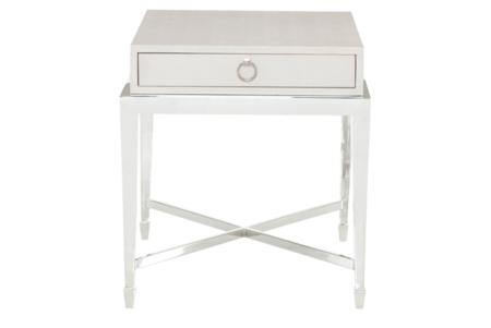 Criteria End Table  Bernhardt New Product July 2016