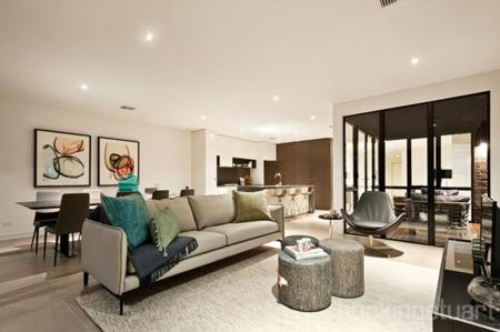 Living. Styled by: Voyager Property Styling