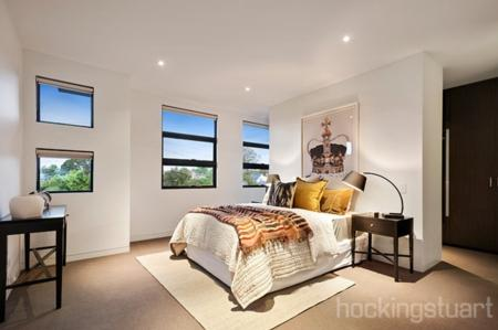 Master Bedroom Styled by: Voyager Property Styling