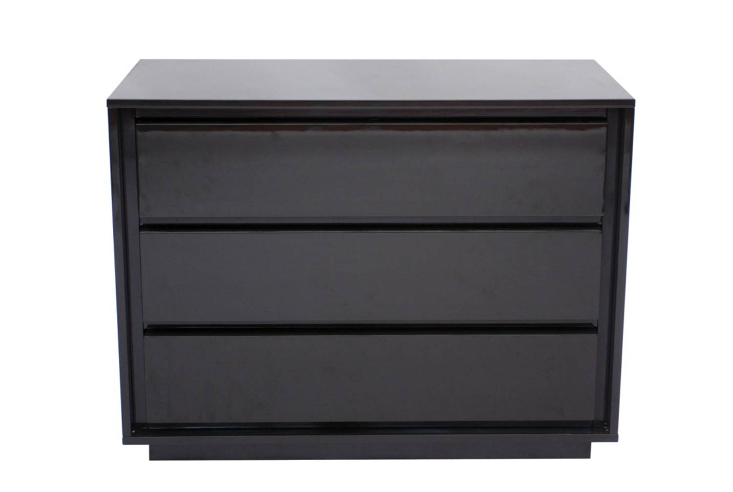 Madrid Chest of Drawers - Charcoal